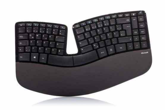 Microsoft Sculpt Ergonomic Keyboard (QWERTZ-Layout)