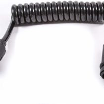 13 Core, 13 Pin to 13 Pin Spiral Extension Lead – 3 m WL