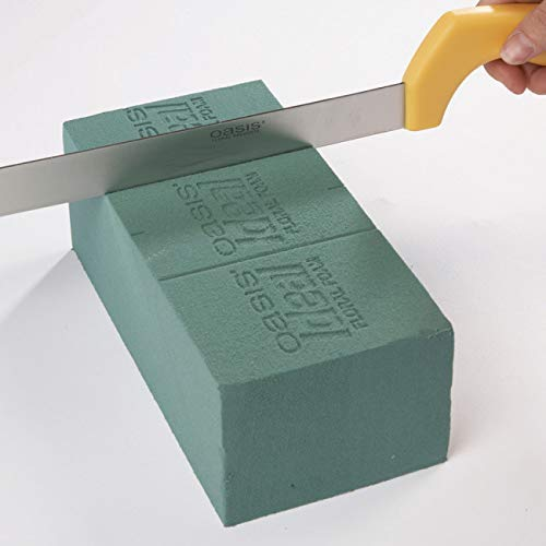5 x Oasis Ideal Floral Foam Maxlife Bricks (Pack Contains 5 Bricks)