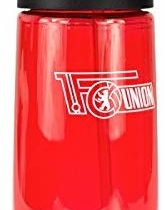 '1. FC Union Berlin Logo Water Bottle – Red ""