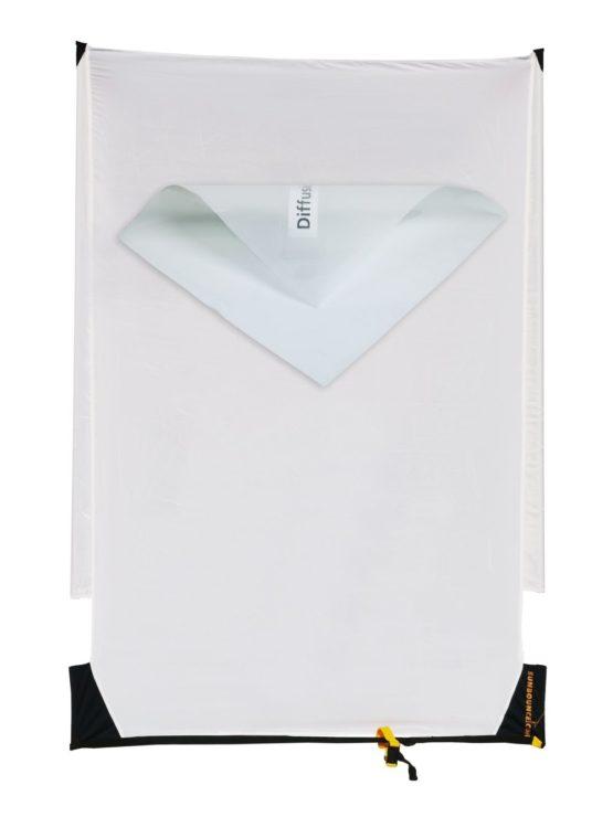 "'""Screen Sunbounce Sun-Swatter Pro Artificial Silk 1/3Camera Accessories"