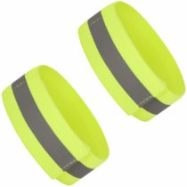 BTR High Visibility Reflective Running & Cycling Arm & Ankle Bands. High Vis
