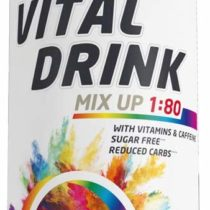 Best Body Nutrition Low Carb Vital Drink, 1000 ml, Energy