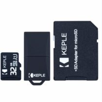 32GB microSD Memory Card | Micro SD Class 10 Compatible with HTC One A9, A9s, X9, X10, UII, Butterfly 3, E9, E9+, M9+ ME, M8s, 10 Evo, C, Mini 2, ST, SV Mobile Phone | 32 GB