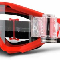 100% Strata SVS Furnace MTB Unisex Adult Mask, Red