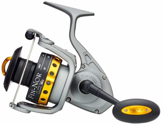 Fin Nor Lethal Spinning Front Drag Reel – Standard One Size