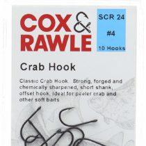 1. Cox and Rawle Crab Hooks