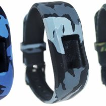 Chofit Replacement for Vivofit JR 2 / Vivofit JR/Vivofit 3 Straps, Large Size Silicone Bands Wristband Bracelet Compatible with Garmin Vivofit JR 2 / Vivofit JR/Vivofit 3 Activity Tracker